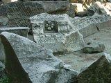 ruins at arles
