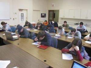 CPSC 401 taking Quiz 1